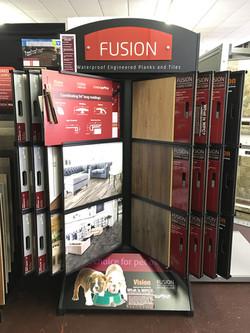 Fusion LVT