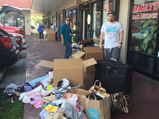 2015 Goods Donation Drive