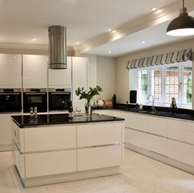 Kitchen in Oxted