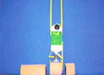 """18"""" Hand Push Weed Roller (WR18)"""