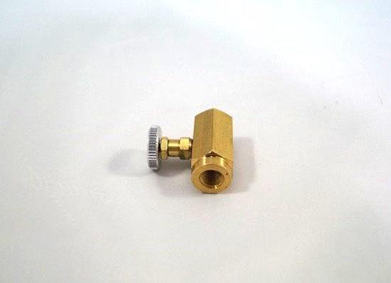 [#12] Brass Needle Valve (LM1818)