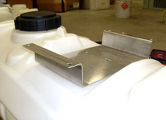 Stainless Steel Mounting Base (LM4008)