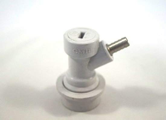 Stainless Tank Quick Connector Inlet (FM602Q)