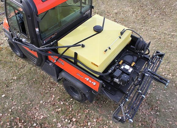 100 Gal. ATV Skid Sprayer 7 GPM (ATV100E)