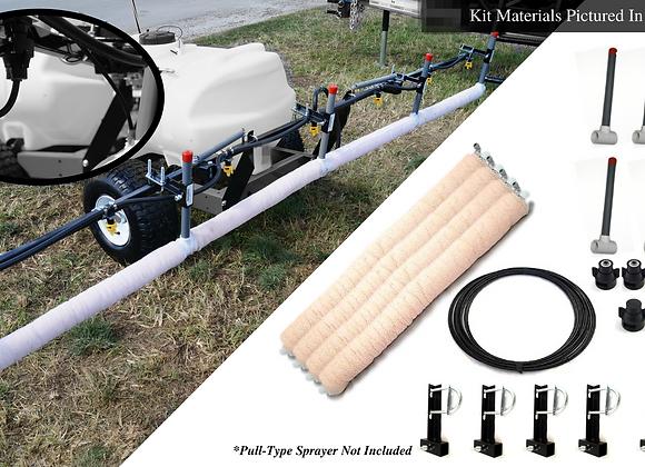 10 ft. Sprayer Boom Kit (WWTCKT10-SP)