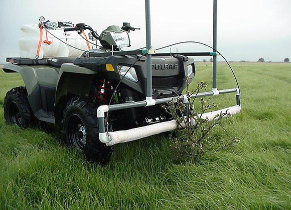 5 ft. ATV/Front Bucket Mount Economy PVC (WWTCATV5-EC)