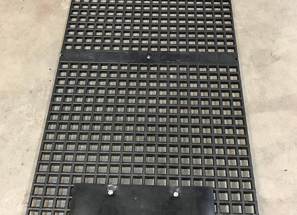 Plastic Grate W/ Shield (RH0020)