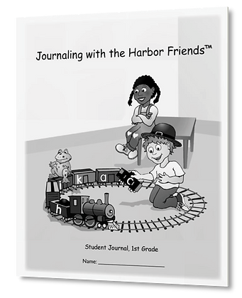 Journaling with the Harbor Friends, Gr 1
