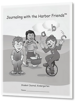 Journaling with the Harbor Friends, Gr K