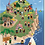 Thumbnail: Alphabet Harbor Map