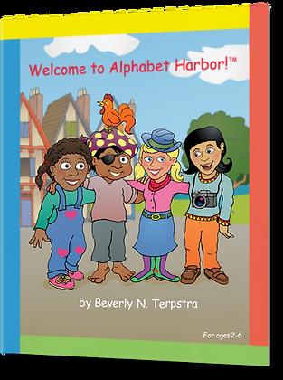Welcome to Alphabet Harbor! Book
