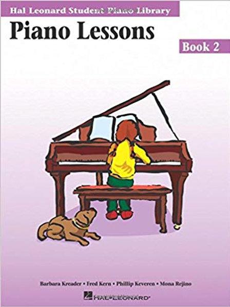 Hal Leonard Lessons Book 2