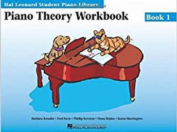 Hal Leonard Theory Book 1