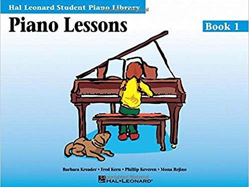 Hal Leonard Lessons Book 1