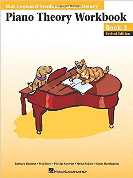 Hal Leonard Theory Book 3