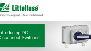 Littlefuse DC Disconnect Switches