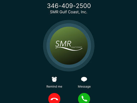 Our New Phone Number
