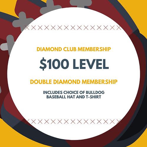 """Diamond Club """"Double Diamond"""" Membership"""