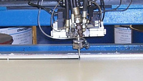 Rittal's Foamed-in-Place Gasket