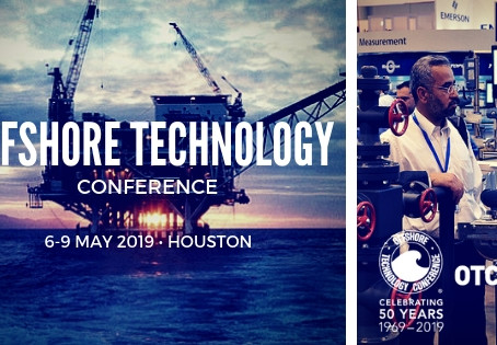 Visit our partners at OTC2019