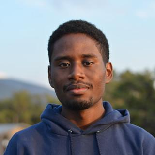 Malcolm Wilson, M.S. graduate student