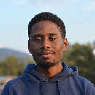 Malcolm Wilson, Ph.D. graduate student