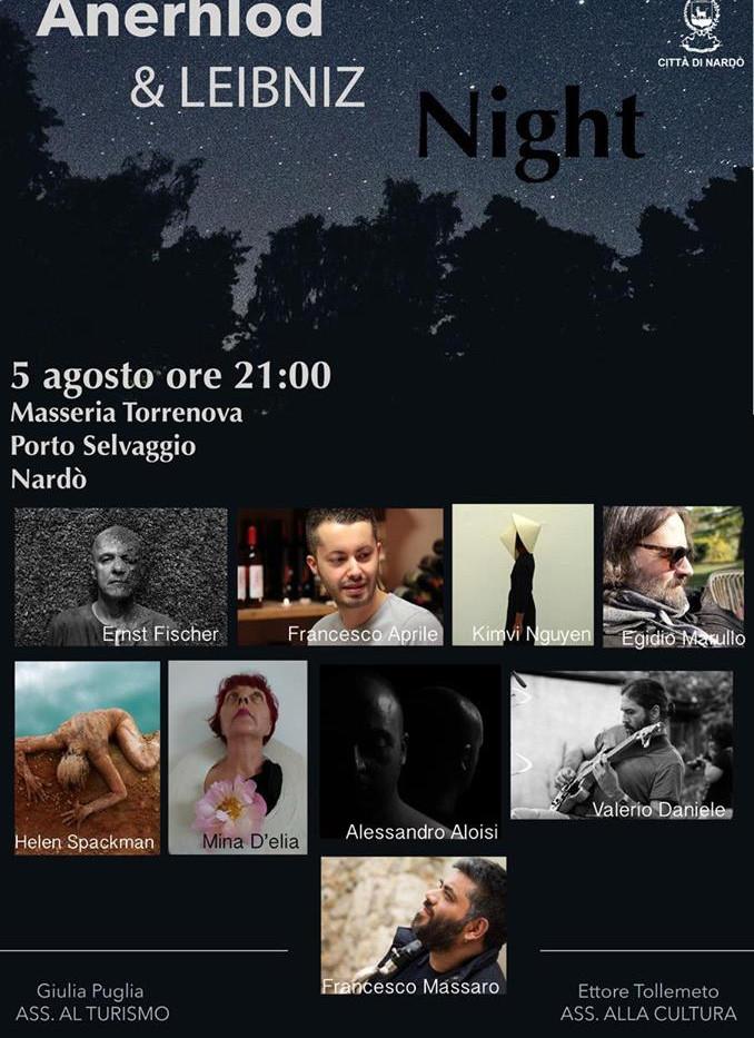 Anerherlod e Leibniz - Night