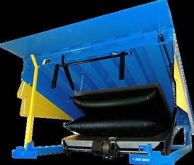 Rampa Neumatica Blue Giant, Rampa de Aire Blue Giant, Rampa de Bolsa de Aire Blue Giant, Rampa de colchon de aire blue giant, refacciones blue giant