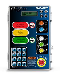 Panel de Control Blue Genius de Blue Gliant.