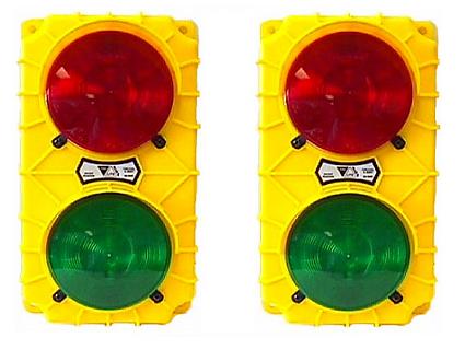Semaforos Tri Lite SG30, semaforos para anden en monterrey, semaforos para andenes de carga, Lamparas para Anden de Carga Tri Lite, Lamparas para Andenes Tri Lite, Lampara para Anden de Carga Tri Lite, Luces LED para Andenes Tri Lite, Luces para Andenes, Iluminacion para Areas de Carga de Almacen, Accesorios para Andenes de Carga