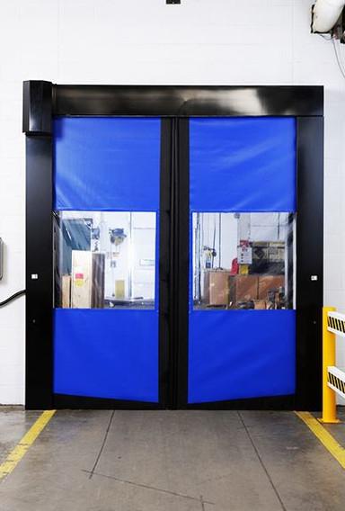 Puertas Rápidas Split Second de Rite-Hite