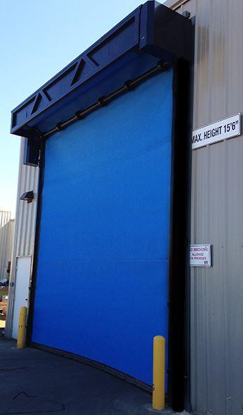 Puertas Rápidas Fastrax XL de Rite-Hite