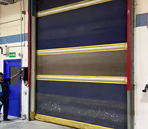 Fabricación de Puertas Rápidas en México
