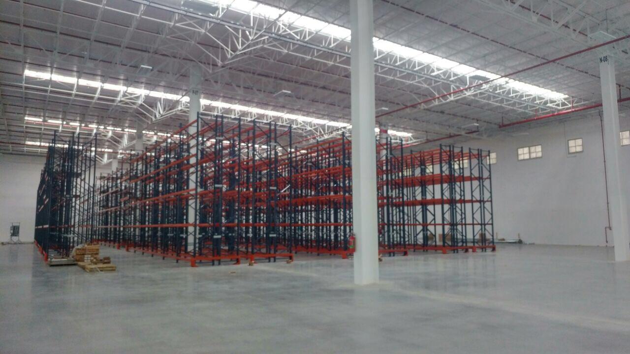 Racks Industriales de Almacenaje