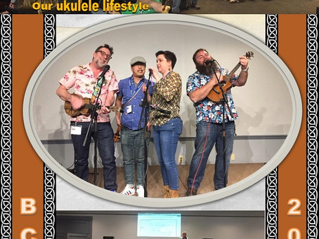 New article in Ukulele Bonanza Magazine including free MP3 and Tab