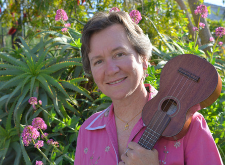 Read my brand new interview with Ukulele supremo Sam Muir here.