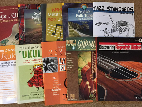 10 ukulele books that make great Christmas presents