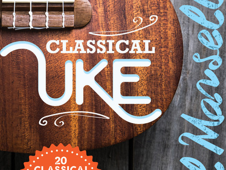 New review of my first book 'Classical Uke'