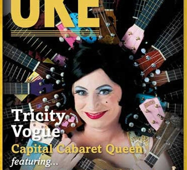 New publishing deal and feature in Uke Magazine