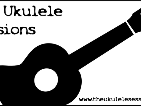 Episode 1 of 'The Ukulele Sessions' is here featuring a live performance from Donald Bousted