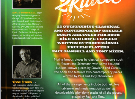 Awesome review of 2Kulele by Sam Muir.