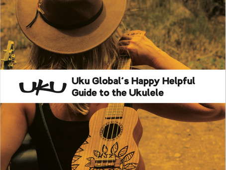 My review of Uku Global's new 'Guide to the ukulele'.