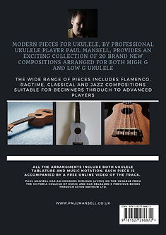 modern pieces for ukulele resized back c