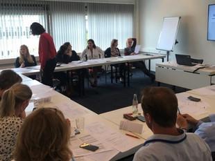 Workshop 'Voor één dag arm' tijdens Nibud-congres