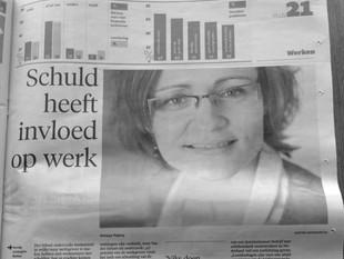 'Niks doen kost geld'-Schulden op de werkvloer