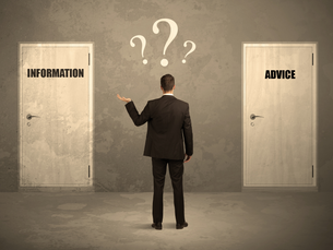 No clear consensus around advice, information and underinsurance