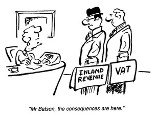One of life's great unanswered questions: Should VAT be included in rebuild costs?