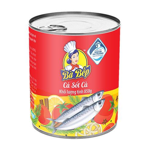 Cá sốt cà Bà Bếp - 850 gram