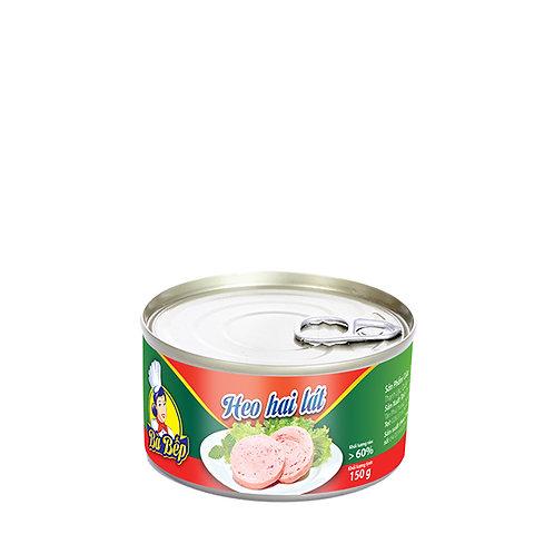 Thịt heo hai lát Bà Bếp - 150 gram