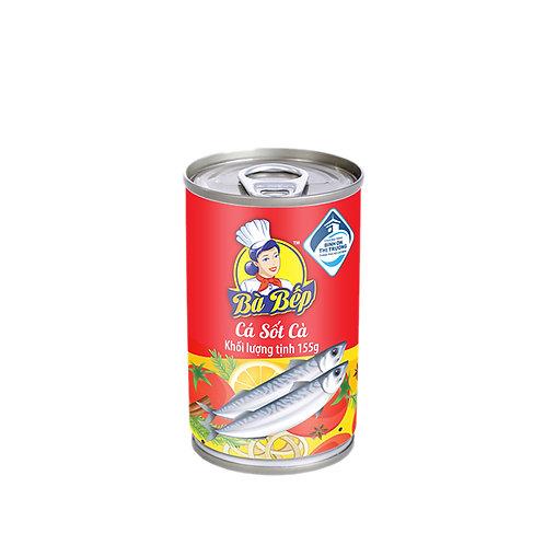 Cá sốt cà Bà Bếp - 155 gram